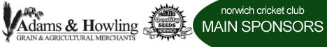 Norwich Cricket Club Sponsor